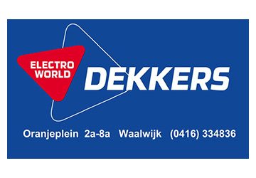 Dekkers Audio-Video-Witgoed